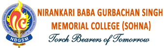 Department of Commerce | Nirankari Baba Gurbachan Singh Memorial College