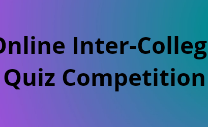 Results of Online Inter-College Quiz Competition
