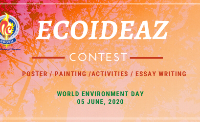 """Register Now – """"Ecoideaz Contest"""" on 5th June 2020"""